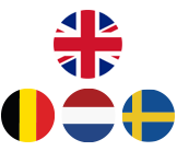 English Language Event Flags