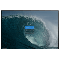 Surface Hub 2S vibrant display