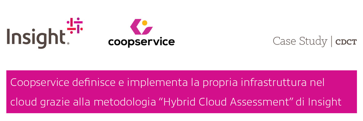 Case Study Coopservice